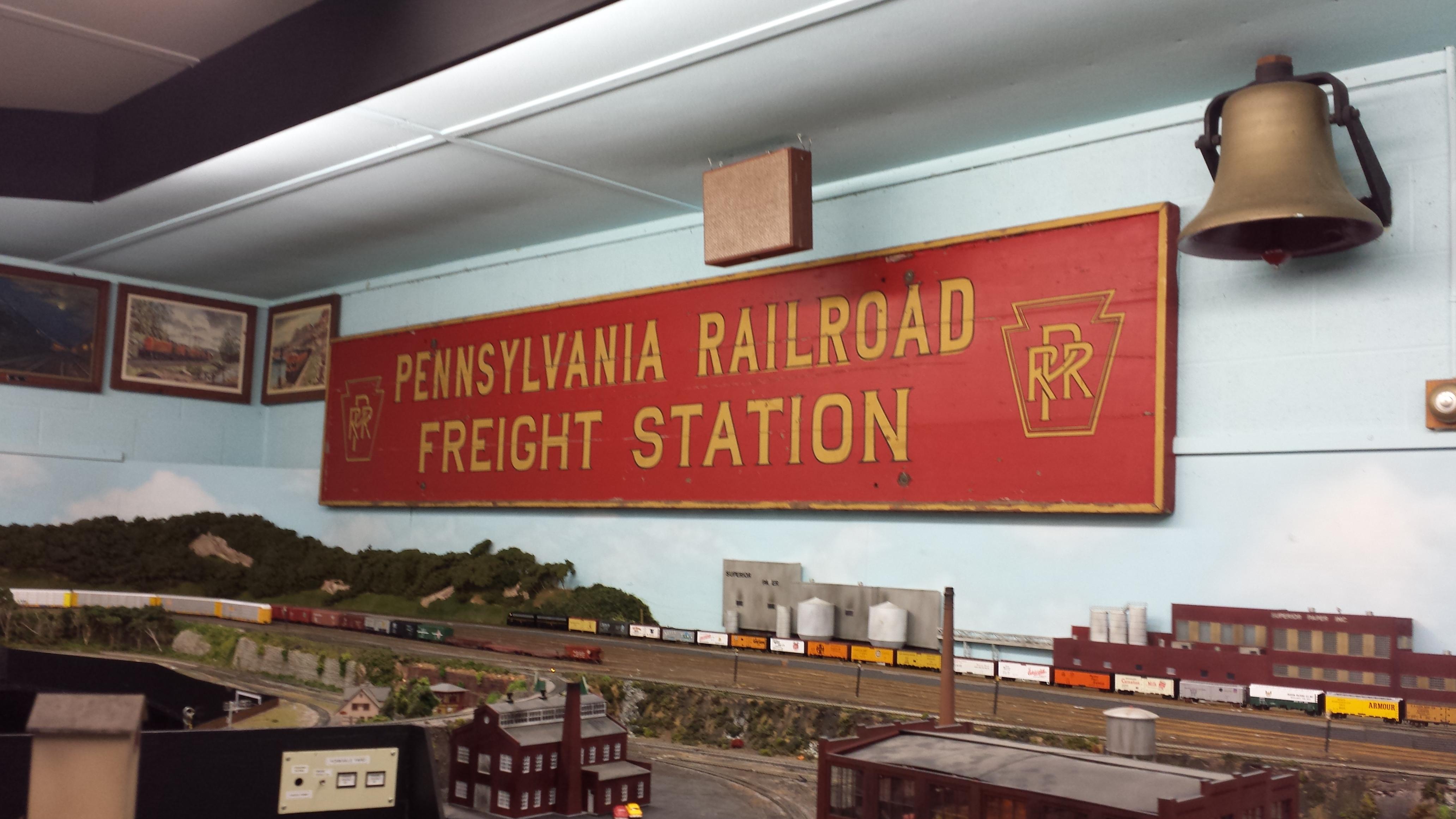 PRR Sign